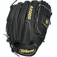 """Wilson A2000 ASO Baseball Glove 12"""" WTA2000ASOB"""