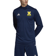 Xaverian HS Adidas Team 19 Long Sleeve 1/4 Zip - CC