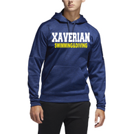 Xaverian HS Adidas Team Issue Hoodie WRDS - Swimming&Diving
