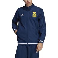 Xaverian HS Adidas Team 19 Woven Jacket - Lacrosse