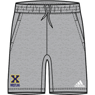 Xaverian HS Adidas Team Fleece Short - Wrestling