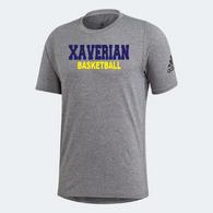 Xaverian HS Adidas Team Shortsleeve - Basketball