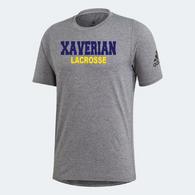 Xaverian HS Adidas Team Shortsleeve - Lacrosse