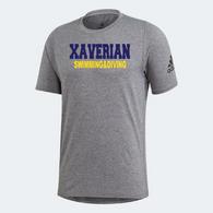 Xaverian HS Adidas Team Shortsleeve - Swim & Dive