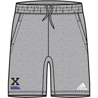 Xaverian HS Adidas Team Fleece Short - Baseball
