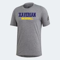 Xaverian HS Adidas Team Shortsleeve - Baseball