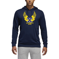 Xaverian HS Adidas Team Wings Fleece Hoodie - Ultimate Disc