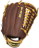 Wilson A1500 KP92 Pro Soft Yak Baseball Glove 12.50 inch