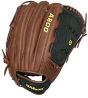 Wilson A800 1799 Baseball Glove 12.50 inch