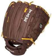 Wilson A1500 FP12 Pro Soft Yak Softball Glove 12.50 inch