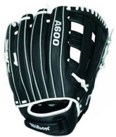 Wilson A600 FP12 Fastpitch Softball Glove 12 inch