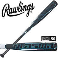Rawlings BBCPLA PLASMA BBCOR Adult Baseball Bat