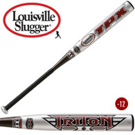 Louisville Slugger TPX Triton II Youth Baseball Bat (-12)