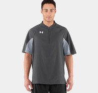 Under Armour Mens Contender Cage Baseball Jacket