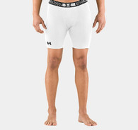 Under Armour Mens HeatGear Sonic Compression Shorts W/ Cup Combo