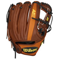 "Wilson A2K DP15GM Dustin Pedroia Game Model Baseball Glove 11.50"" WTA2KRB15DP15GM"