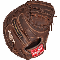 Rawlings Heart of the Hide Solid Core Catchers Mitt 33 inch PROCMSC