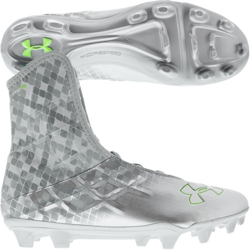 1bf8826d530 Under Armour Mens Highlight MC Cleat Metallic Silver. Your Price   69.99  (You save  60.00). Metallic Silver (039)
