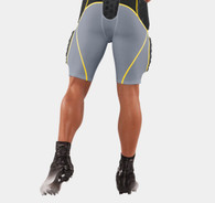 Men's MPZ® 5 Pad 3D Armour® Girdle Shorts