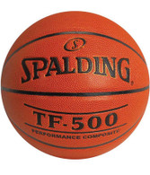 "Spalding TF-500 Composite Basketball (Mens 29.5"")"