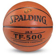 "Spalding TF-500 Composite Basketball (Womens 28.5"")"