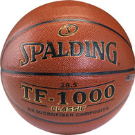 "Spalding TF-1000 Classic Basketball (Womens 28.5"")"