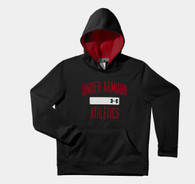 Under Armour Boys' Armour® Fleece Battle Hoody