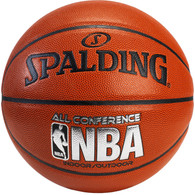 "Spalding NBA All Conference Basketball (Mens 29.5"")"