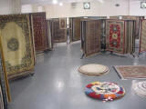 Area Rugs in our Warehouse