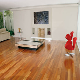 Brazilian Cherry 7/16 - IndusParquet Solid-On-Solid Hardwood