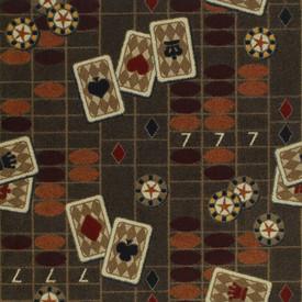 "Feeling Lucky Carpet - 13' 6"" Width - Neon & Amusement Carpet"