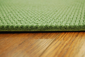 Bold Ruler - Rubber Plus Carpet Pad - 20 lb. Side View