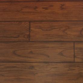 Faus in the USA - Oak Rustic - Burnt Umber - Laminate Flooring
