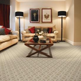 Atelier Icon Pioneer Vector Champange Stanton Residential Carpet