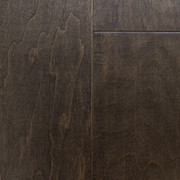 Color: 5002 Timberwolf Savannah - Handscraped Maple Engineered Hardwood Flooring - 3/8 x 5""