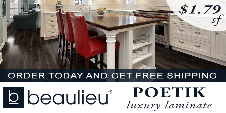 High Quality Poetik Luxury Vinyl By Beaulieu.