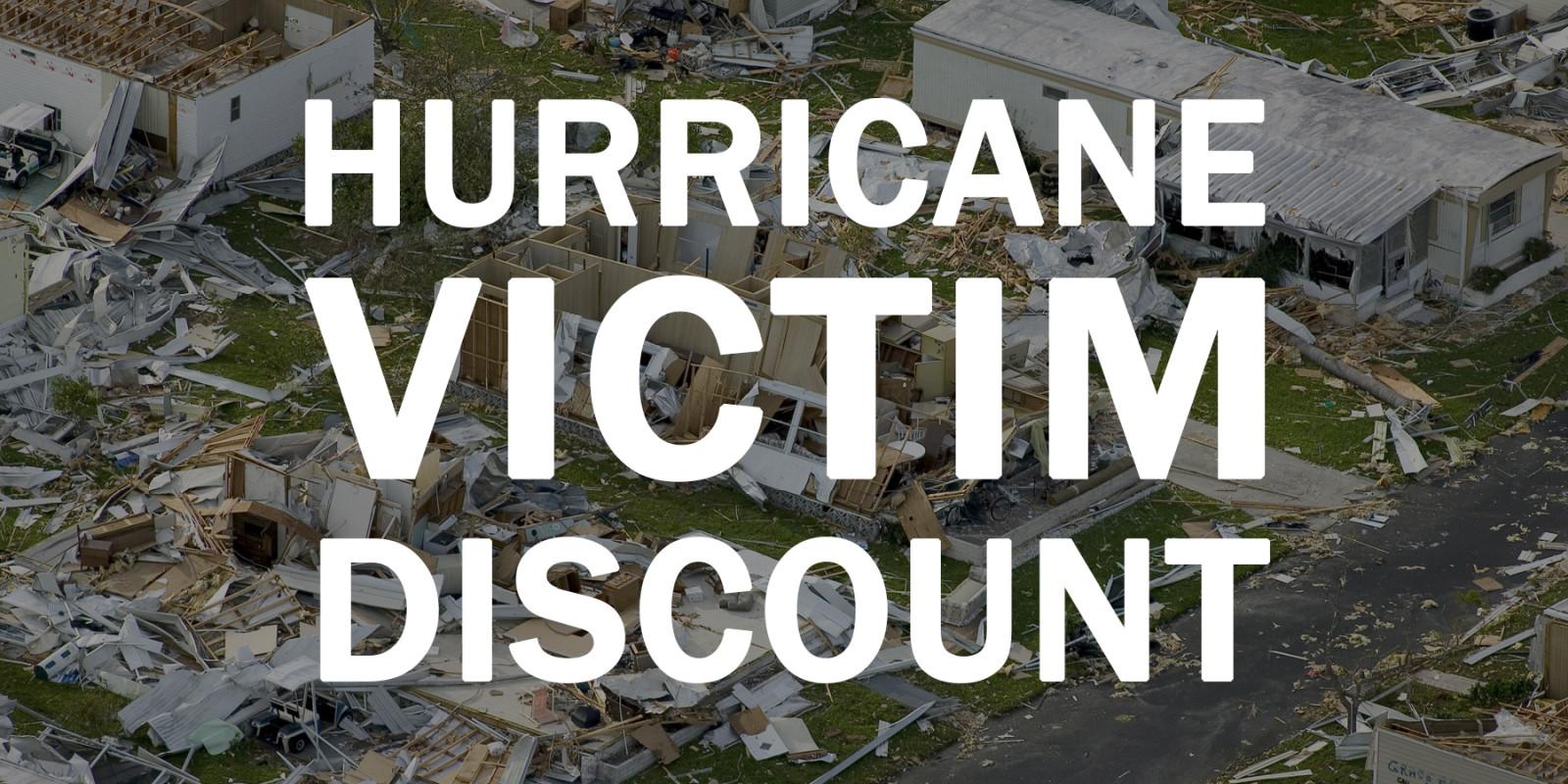 Hurricane Victim Discount Florring Prices