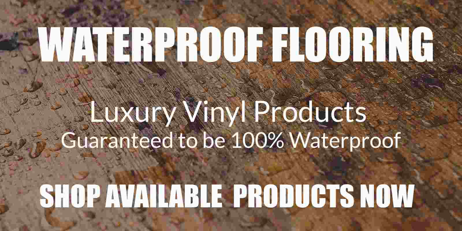 100% Waterproof Flooring from Georgia Carpet Industries.