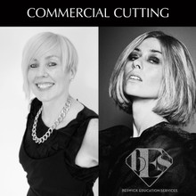 EDUCATION - Commercial Cutting with Bernadette Beswick