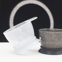 COLORTRAK - Galaxy Glitter Suction Bowls - 2 Pack