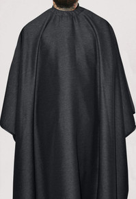 BARBER STRONG - The Barber Cape - Gunmetal Grey