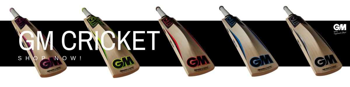 GM cricket shop now