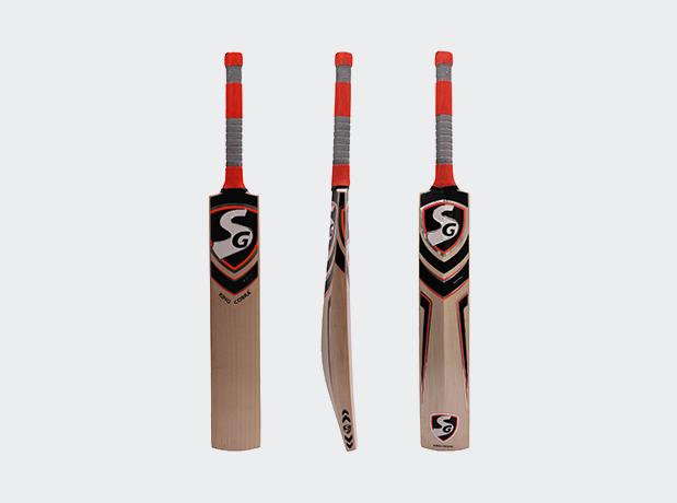 SG Cricket King Cobra Cricket Bat