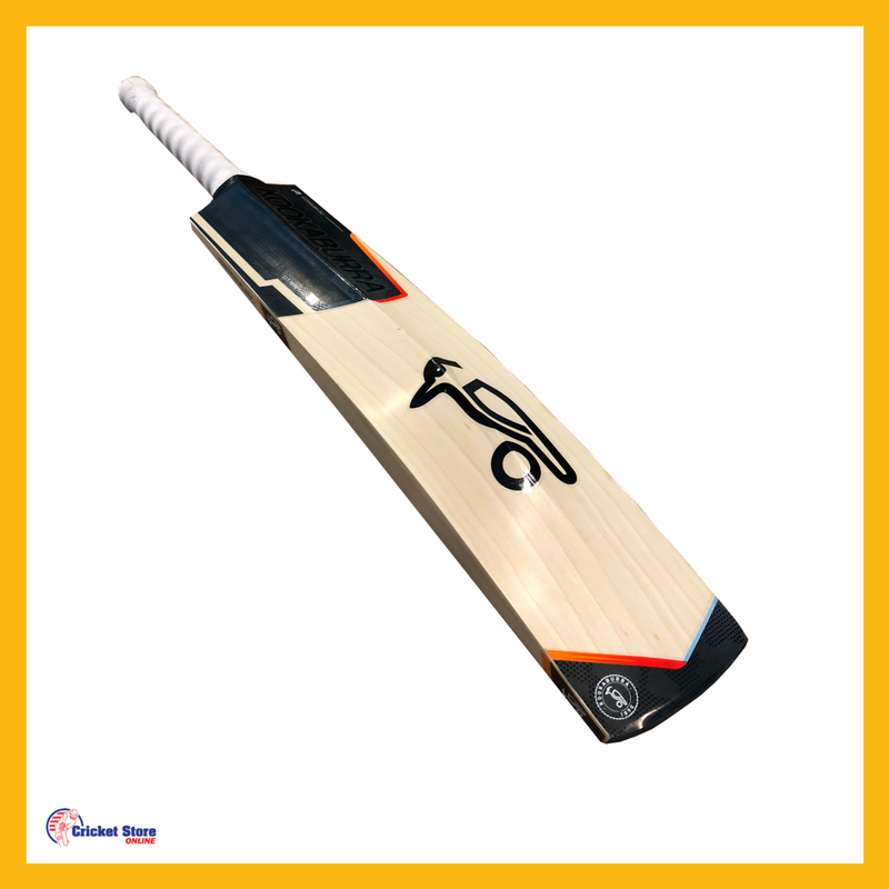 kookaburra blaze pro cricket bat 2018 back edge profile