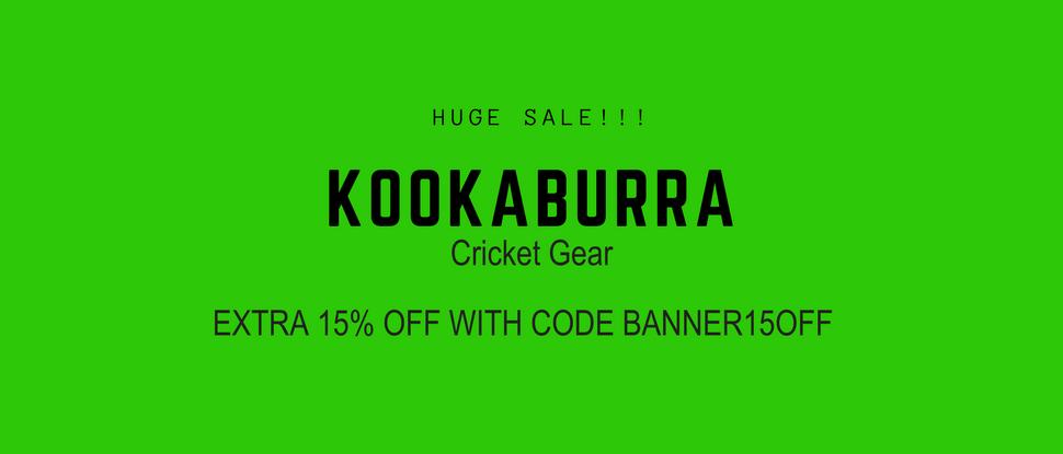 kookaburra cricket gear sale