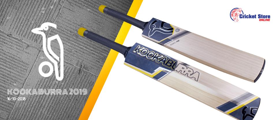The Kookaburra Nickel Cricket Bat 2019