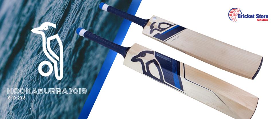 The Kookaburra Rampage Cricket Bat 2019