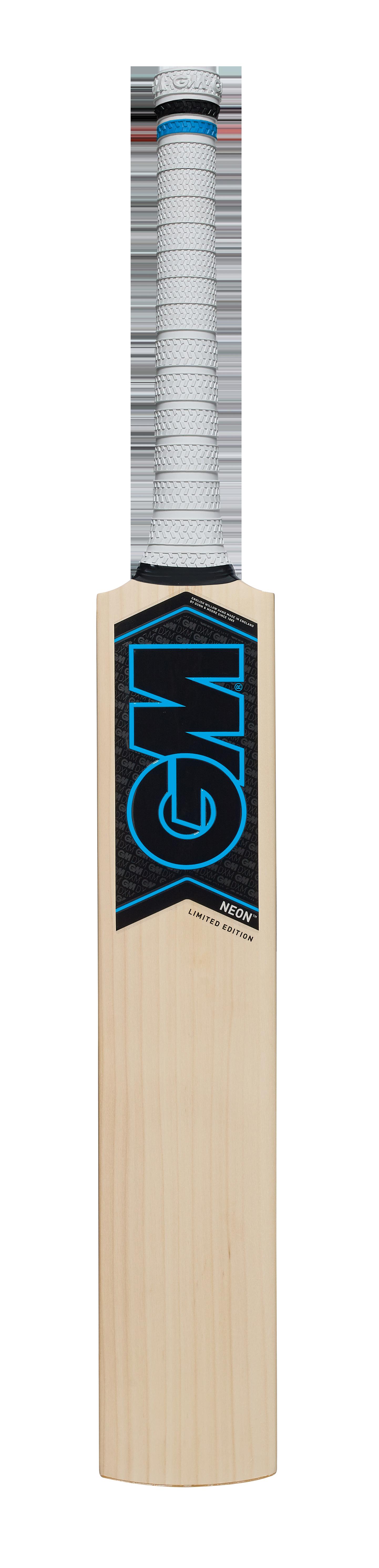 GM Neon Cricket Bat 2018