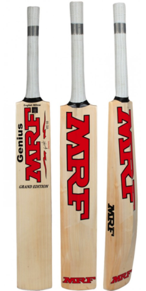 MRF Genius Grand Edition cricket bat cricket store online