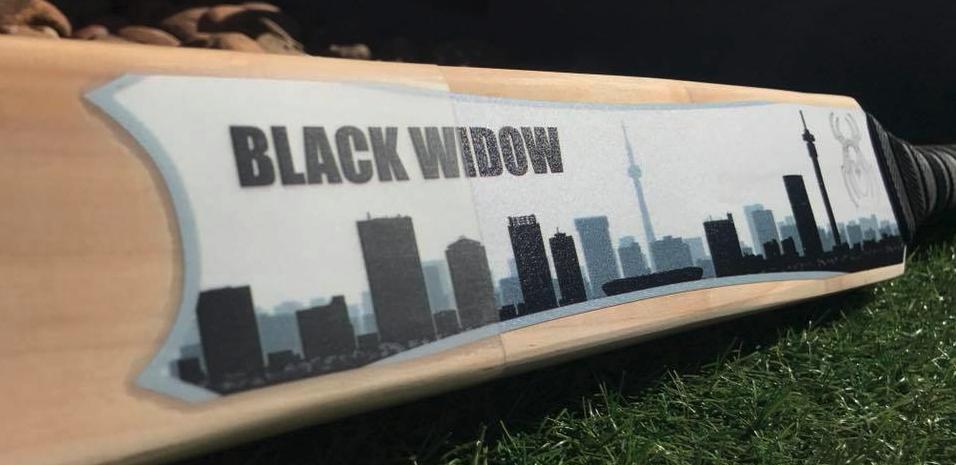black widow cricket store online